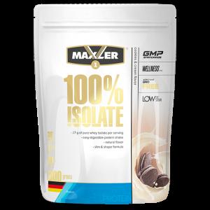 Протеин Maxler 100% Isolate 900г Крем-печенье