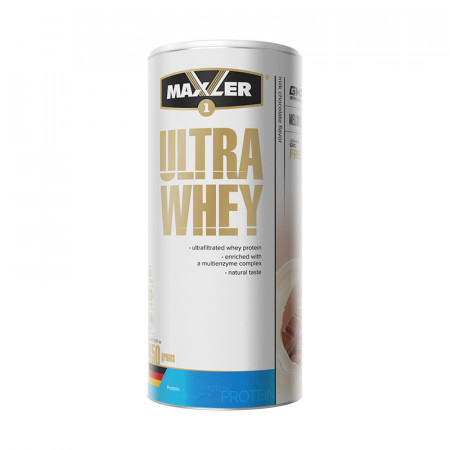 Протеин Maxler Ultra Whey 450г Ванильное мороженое