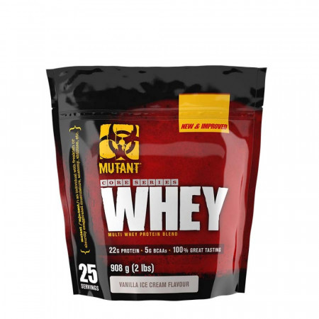 Протеин Mutant Whey 908г Ванильное мороженое