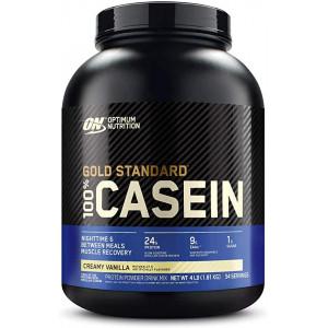 Протеин казеин Optimum Nutrition 100% Casein Protein 1816г Ваниль