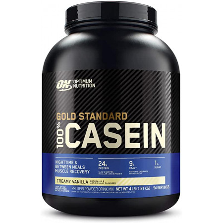 Протеин казеин Optimum Nutrition 100% Casein Protein 1816г Ваниль