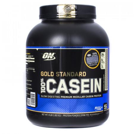Протеин казеин Optimum Nutrition 100% Casein Protein 1816г Печенье-крем