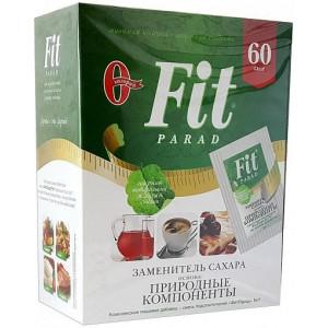 Сахарозаменитель Fit Parad № 7 смесь подсластителей на основе эритритола саше 60шт * 1гр