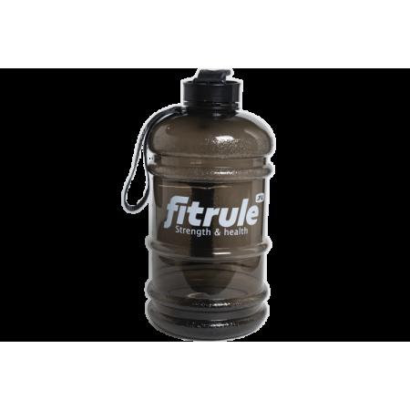 Бутыль FitRule металлическая крышка 2.2L черный