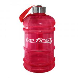 Бутылка для воды Be First 2200мл Красная
