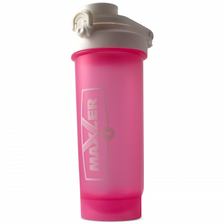 Maxler pro шейкер Pro 700 мл розовый