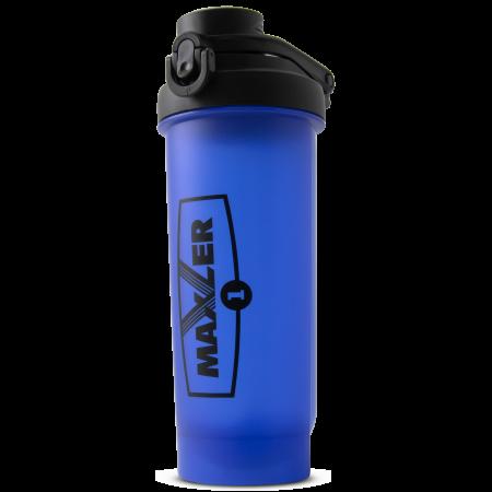 Maxler pro шейкер Pro 700 мл синий