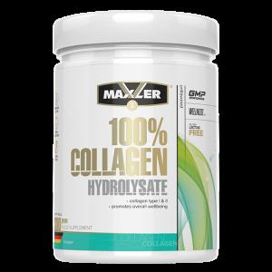 Коллаген Maxler 100% Сollagen Hydrolysate 300г без вкуса