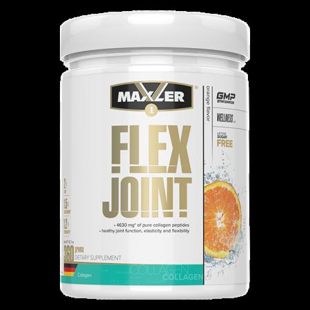 Maxler Flex Joint (Collagen/MSM/Gluc/Chodr) 360г апельсин