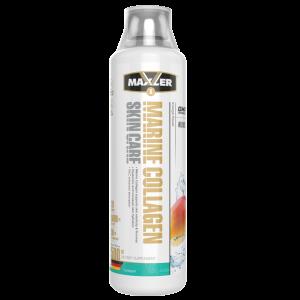 Коллаген Maxler Marine Collagen SkinCare (Collag/Hyaluronic Acid) 500 ml Mango