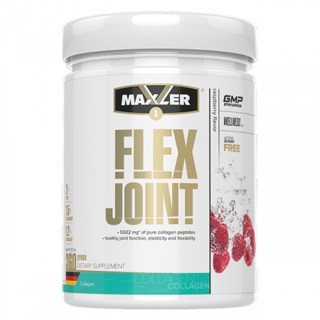 Maxler Flex Joint (Collagen/MSM/Gluc/Chodr) 360г малина