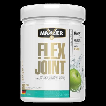 Maxler Flex Joint (Collagen/MSM/Gluc/Chodr) 360г зеленое яблоко
