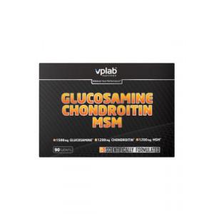 Витамины для суставов VPLab Glucosamine & Chondroitin & MSM 90 таблеток