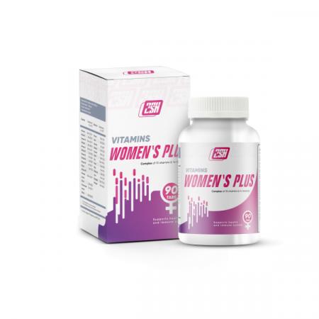 Витамины женские 2SN Vita Women's Plus 90 таблеток