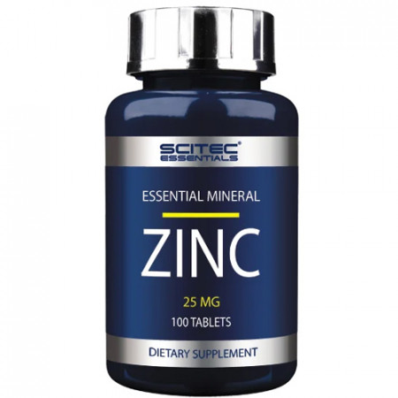Цинк Scitec Essentials Zink 100 таблеток
