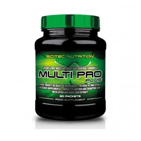 Витамины общие Scitec Nutrition Multi Pro Plus 30 пакетов