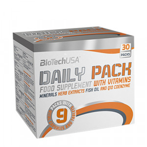 Витамины общие BioTech Daily Pack 30 пакетов