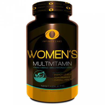 Витамины Infinite Labs Women's Multi 120 таблеток