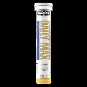 Витамины шипучки Maxler Daily Max 20 таблеток Манго