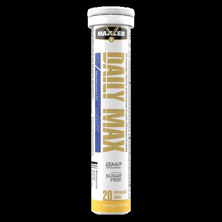 Витамины шипучки Maxler Daily Max 20 таблеток