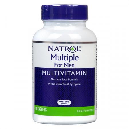 Витамины мужские Natrol Multiple for Men 90 таблеток