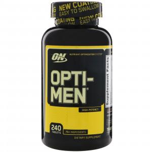 Витамины мужские ON Opti Men 240 таблеток
