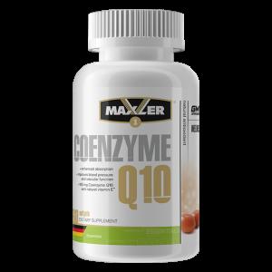Коэнзим Maxler Coenzyme Q10 60 капс