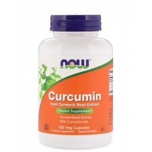 Куркумин NOW Curcumin 665mg  60 Вег.капсул
